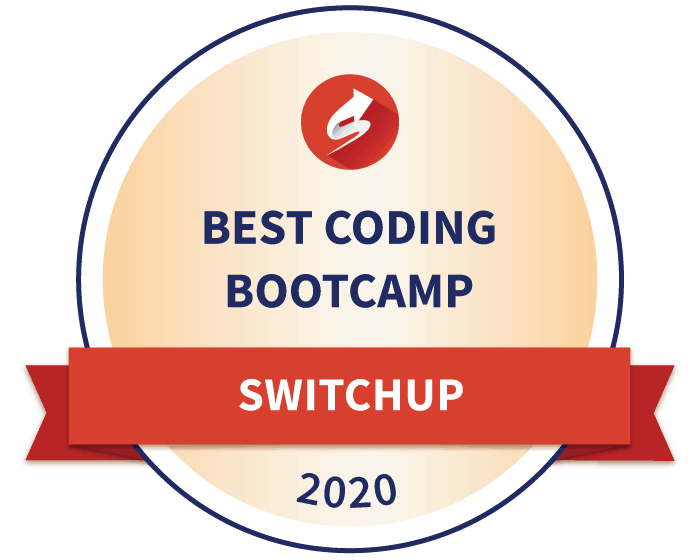 Best Coding Bootcamp Award Switchup devCodeCamp