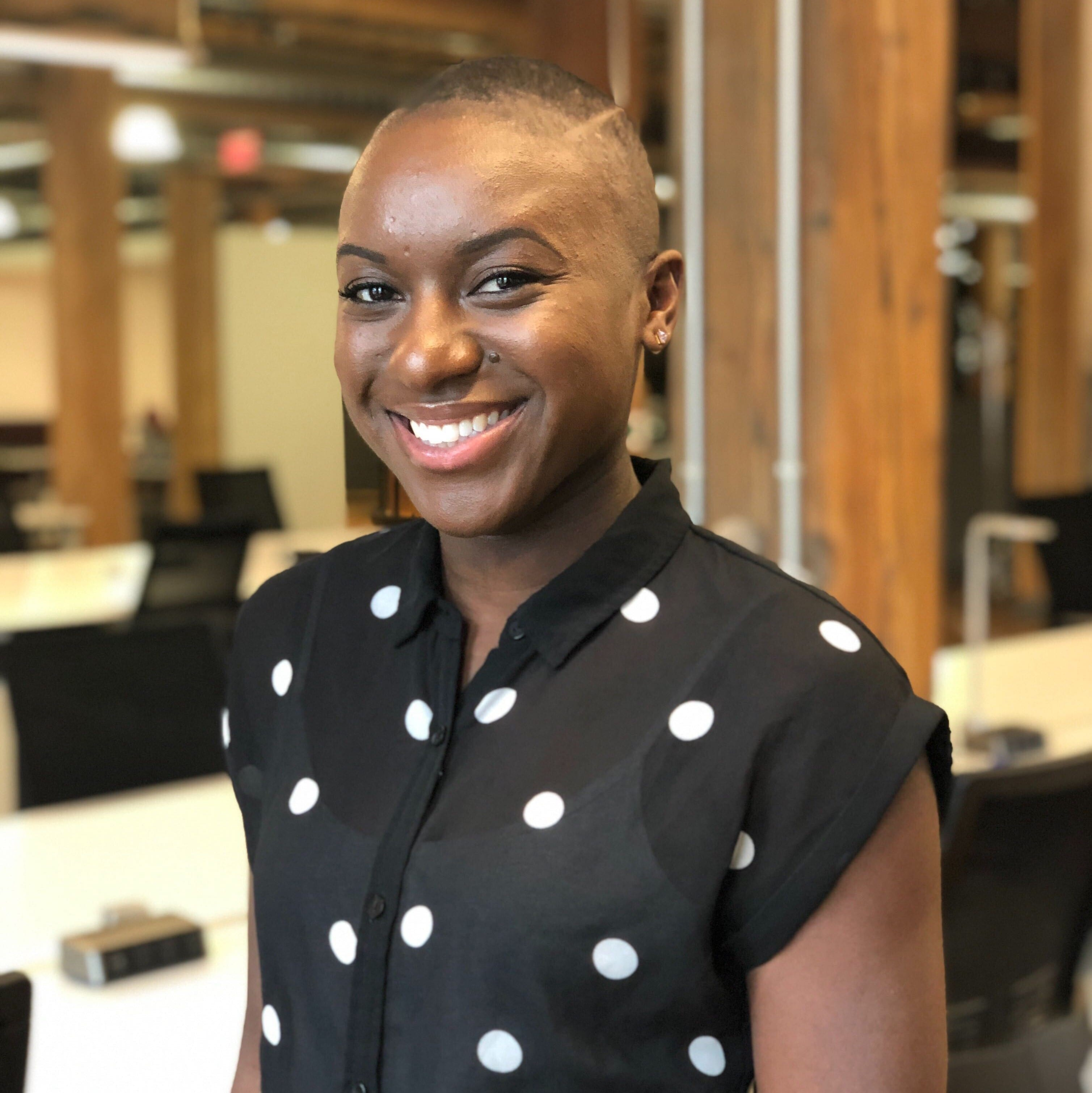 devCodeCamp Alumni Fatima Konteh