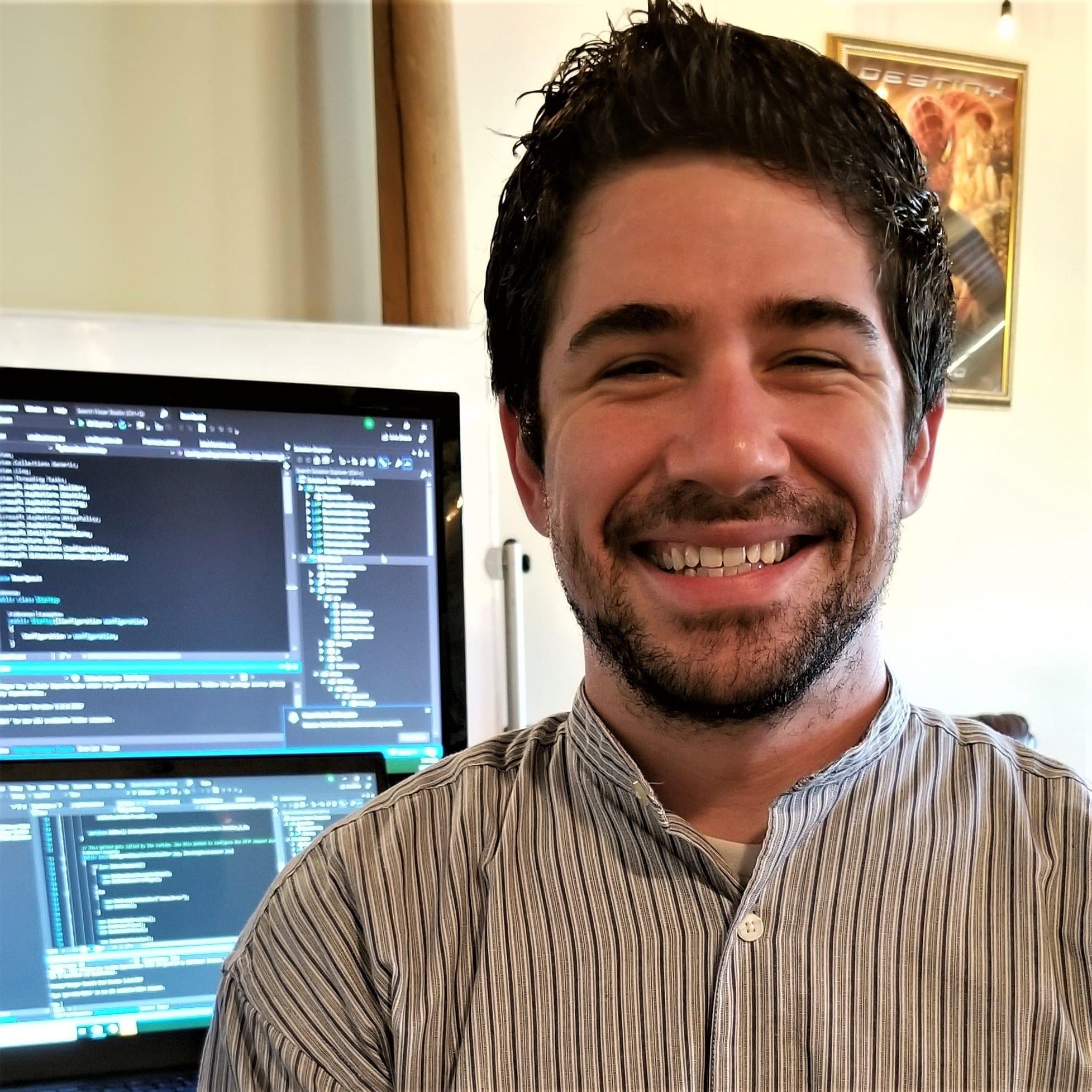 devCodeCamp Alumni Shawn Smidt