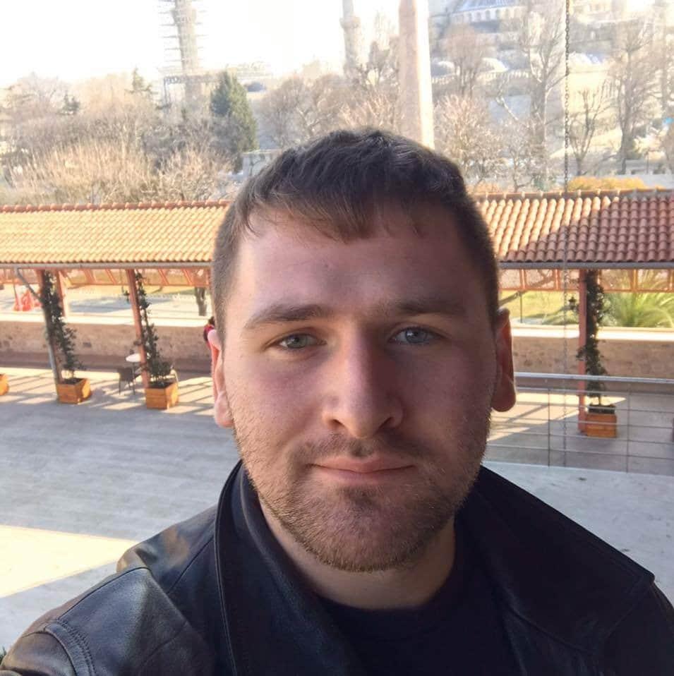 devCodeCamp Alumni Tim Morozov