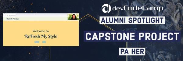 devCodeCamp Alumni Pa Her Capstone
